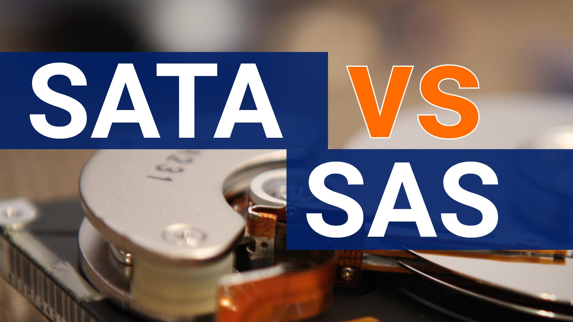 SATA vs SAS
